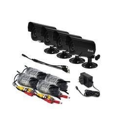 Zmodo PKC-4094S15 Weatherproof Color IR Outdoor Security Camera Kit by Zmodo. $83.38. Zmodo CM-C21606BK Surveillance/Network Camera - Color PKC-4094S15 Surveillance & Network Cameras. Save 48% Off!