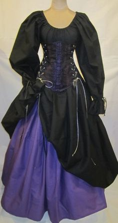 Buccaneer Pirate - renaissance clothing, medieval, costume