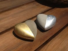 decorative concrete heart is suitable for Gift. You by APhomemade, €9.00
