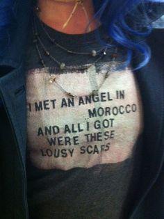 Need this shirt. DOSAB and DABOS