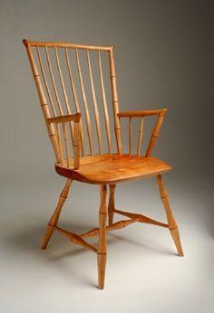 Peter Galbert's Wonderful Windsor Chairs