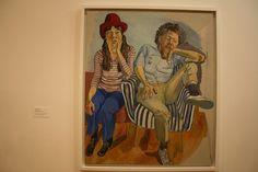 one of my favorite alice neel paintings in moma :)