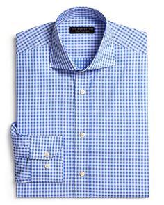The Men's Store at Bloomingdale's Gingham Dress Shirt - Slim Fit - Bloomingdale's Exclusive