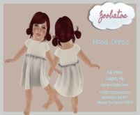 Zoobatos - Rosa Dress Builders Kit