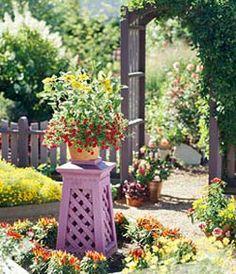 Small water conserving Garden Ideas | ... Dzine.co.za | garden design and landscaping | ideas for a small garden