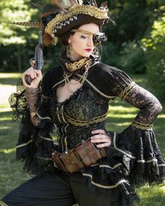 Steampunk pirate girl . #steampunkpirate #pirate #airpirate #steampunkgirl  #photography #photo #pic #picture #fashion #lady #model #erotica #sexy #art #beautiful #instawoman #steampunk #steamgirl #lingerie #corset #stockings #gothic #metalhead #dark #elegant #victorian #lovely #altmodel #metalgirl #alternategirl