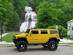 2003 Hummer Fabtech, Pro Charged, Lifted, Fully Built Must See! Show Stopper, image 1 Hummer Truck, Hummer H1, My Dream Car, Dream Cars, Montour Falls, Hammer Car, Lifted Cars, Lifted Jeeps, Dreams