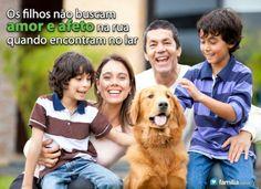 Familia.com.br | Maneiras de fazer seu filho se sentir amado e importante