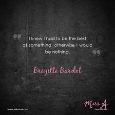 Brigitte Bardot quote http://www.casademar.com