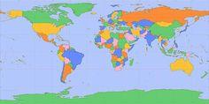 Painel global: monitoramento  da Terra em tempo real! (dica da Multiplicadora Tecnologica Karina Mansur)