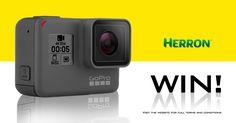 http://www.herron.com.au/GoPro/?ref=dc78908c49b9d16f02f0cd05367c1464c32402d3 Herron GoPro Competition