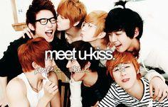 U-Kiss. One of my favorite kpop bands w/ members that actually speak english.
