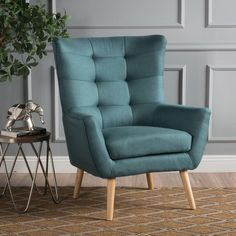 Painted Dining Chairs Videos Thrift Stores - Blue Accent Chairs - Chairs Design Retro - Gray Accent Chairs For Living Room Videos Wingback Accent Chair, Teal Accent Chair, Accent Chairs, Swivel Chair, Chair Cushions, Upholstered Chairs, Chaise Couch, Teal Chair, Chair Pads