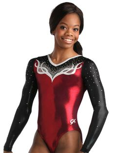 Intertwined Ribbon Comp Leo from GK Elite Want for next year comp Team Usa Gymnastics, Gymnastics Suits, Gymnastics Posters, Olympic Gymnastics, Gymnastics Girls, Gymnastics Leotards, Gymnastics Things, Red Leotard, Gk Leotards