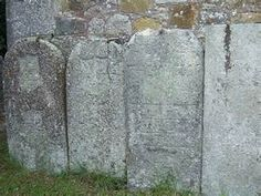 Ancient Gravestones, Ludgvan, Cornwall | Flickr - Photo Sharing!
