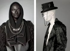 Papis Loveday and Shaun Ross.
