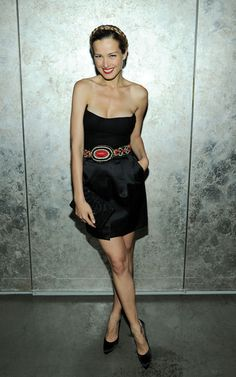 Petra Nemcova Photo - La Perla - Presentation - Fall 2013 Mercedes-Benz Fashion Week