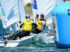 Winners of ISAF Sail Melbourne World Cup! #Aus11 #AustralianSailing #Audi Sail #ISAF #TeamAbeam #Ronstan #Zhik #MauiJim #470 #OlympicSailing #NorthSailsJapan @Ronstan @Audi Cook Australia
