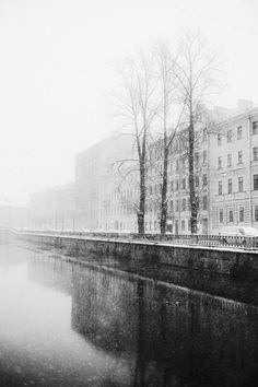 Winter in Europe.