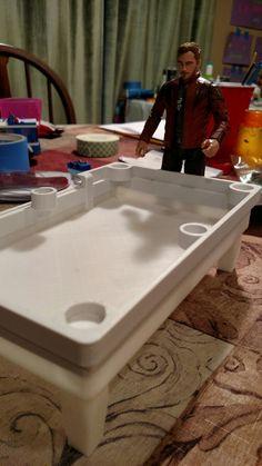 1:12 scale 3d printed pool table wip