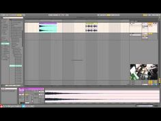 Ableton Live Ultimate Course 11 - Intro To Clips & Scenes - YouTube