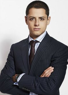 """Javier """"el chicharito"""" Hernandez. Omg my new soccer crush and he is Mexican (: luv ya chicharrito. Come party in Carson hahha"""