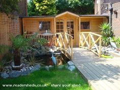 Jalsa Lodge is an entrant for Shed of the year 2014 via @readersheds  #shedoftheyear