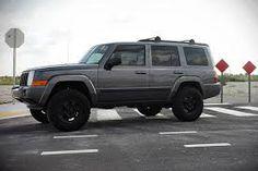 jeep commander shovel brackets - Google Search
