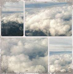 Floating on cloud nine...