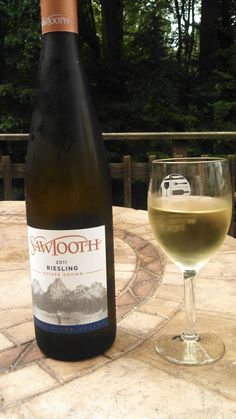 The United Grapes of America - Idaho - Sawtooth Winery Riesling $12