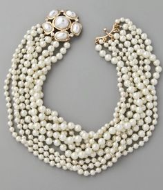 Can never go wrong with pearls