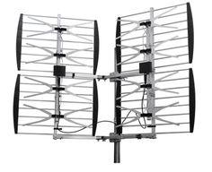 Digiwave 360 Degree Super 8 Bay HDTV Antenna
