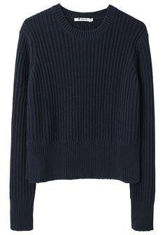 chunky rib sweaters