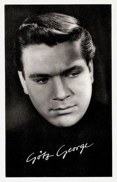 https://flic.kr/p/Jx6Rfb | Götz George (1938-2016) | German postcard by Stöckel & Co., Hannover.  After a short illness, German actor Götz George passed away in Hamburg, Germany on 19 June 2016. George (1938-2016) was a popular film and theatre star for five decades. He gained international stardom on television in the Krimi series Tatort as the maverick police detective Horst Schimanski. George was 77.  For more postcards, a bio and clips check out our blog European Film Star Postcards ...