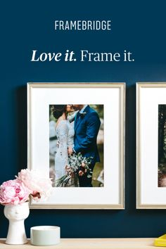 Framebridge makes it easy to custom frame everything you love. Just mail-in your artwork or upload a photo, and receive the finished piece in just a few days. Plus, free shipping.
