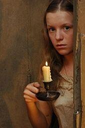 Соня Мармеладова (Полина Филоненко). Сериал 2007 года. Снят режиссером Дмитрием Светозаровым.