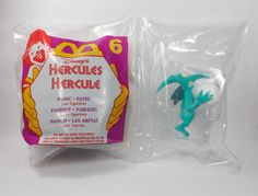 Hercules - Panic & Fates - Action Toy Figure - Cake Topper - Disney