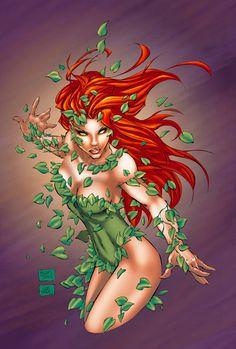 Poison+Ivy+by+Turner+and+Weems+by+KateFinnegan.deviantart.com+on+@DeviantArt
