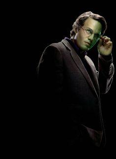Mark Ruffalo as, Dr. Bruce Banner | The Incredible Hulk