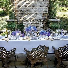 A refocused Life: Tablescape
