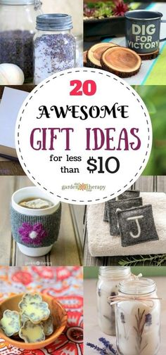 Cute christmas gift ideas under 10 dollars