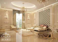 Bedroom Interior Design - Master Bedroom Designs | ALGEDRA