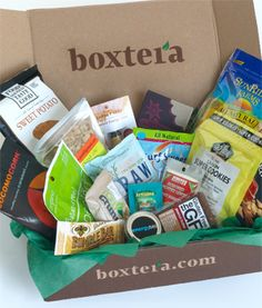 New Subscription Services Deliver Healthy Snack Boxes to Your Door