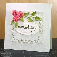DTGD Quilled flowers