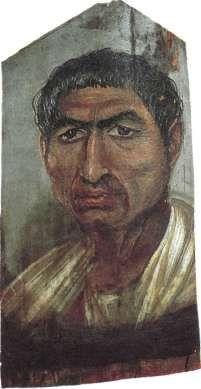 1c., Fajum Portrait