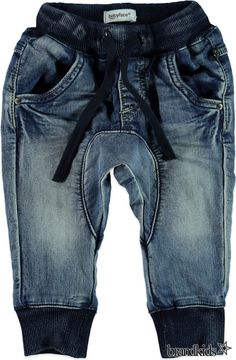 Babyface Jogg jeans JAMIE Horizon wash blauw - Jongens Baby Jeans €29,95