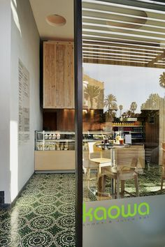 Marrakech Essentials with Vanessa Branson : Remodelista - Pattern on floor Commercial Design, Commercial Interiors, Interior Architecture, Interior And Exterior, Resturant Interior, Restaurant Interior Design, Hospitality Design, Carpet Design, Retail Design