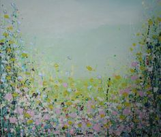 Wild Summer Collection by Cheney Fairchild#flowers#abstract#floral#art#artworks