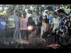 Крусейд с пророком ТБДжошуа в Доминиканской республике 1день(сокращенная... ЧУДЕСА ИСЦЕЛЕНИЙ,  спасибо  Иисус, это чудесно!!!