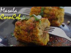 Learn how to make masala corn cob at home as Hungryboo brings this spice-full of recipe Treat your taste buds with this spicy treat. Masala Corn, Corn On Cob, Taste Buds, Baked Potato, Spicy, Treats, Ethnic Recipes, Youtube, Wedding